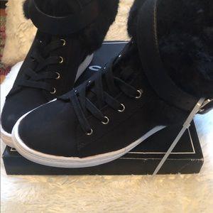 JLO sneakers.